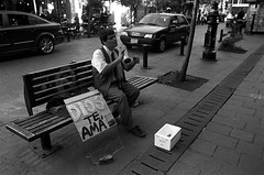 South of heaven (nicomacmahon) Tags: street bw byn film analog photography blackwhite nikon kodak iso400 trix nikkor asa400 nikkormat trix400 ftn