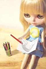 Springtime Coloring Book