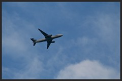 AirNZ (Zelda Wynn) Tags: sky weather clouds plane auckland jetplane troposphere airnz newlynn zeldawynnphotography