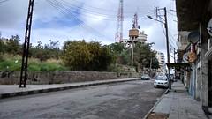 (nesreensahi) Tags: street trees sky cars nature landscape syria siria  syrie latakia