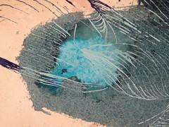DSC09503 (scott_waterman) Tags: blue detail ink watercolor painting paper lotus gouache bluehue lotusflower scottwaterman