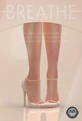 [BREATHE]-Zara Heels@Cosmopolitan (Daisa Admiral) Tags: cosmopolitan mesh secondlife heels breathe