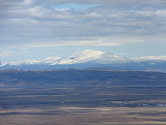 IMG_6753 (NapoleonIsNotDead) Tags: sky mountain snow ice landscape iceland view cloudy panoramic land pick burfell