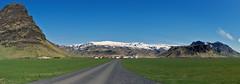 Panorama of Eyjafjallajkull (time_one) Tags: iceland eyjafjallajkull