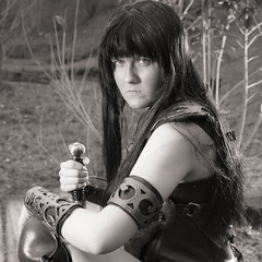 IMG_3820-3 (ForeverLawless) Tags: photography princess cosplay sword warrior xena hercules 2016 lawless xenite xenaverse