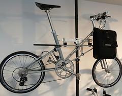 Custom Moulton SST (Phoenix Cycles) Tags: moulton brookssaddle phoenixcycles phoenixcyclesbattersea moultonsst custommoulton custommoultonsst