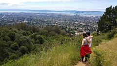 Above Berkeley (weber_sd) Tags: california landscape berkeley us spring unitedstates hike hills baybridge bayarea eastbay 2016