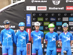 Scotland Cycling introduction (Steelywwfc) Tags: cycling scotland tour series pearl izumi motherwell