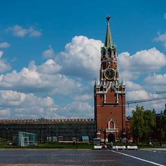 Erlserturm (swissgoldeneagle) Tags: tower russia moscow ru moskau 1x1 moskva kreml  russland  spasskayatower saviourtower rx100  erlserturm rx100m4 erloeserturm