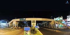 Panoramic View To Pondicherry MM adigal Salai (pondicherry arun) Tags: pondicherry puducherry panoramic