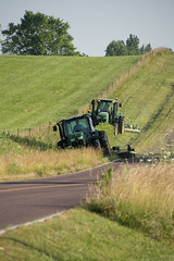 D6060_CM-124 (MoDOT Photos) Tags: green rural heavyequipment colecounty mowers centraldistrict modot safetygear bycathymorrison d6060