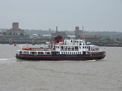 Shipping - Mersey Ferry [Royal Iris} 160519 Liverpool (maljoe) Tags: liverpool mersey merseyside rivermersey merseyferries royaliris