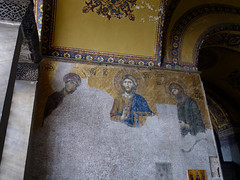 Mosaic (sixthland) Tags: turkey istanbul hagiasofia ayasofya rx100m2
