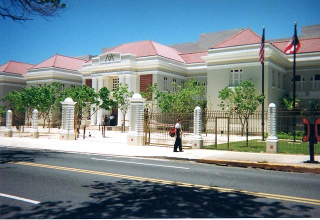 Museum of Art of Puerto Rico 28_JUL_2000