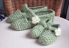 slippers (TampaBayCrochet) Tags: slippers maryjane maryjaneslippers crochetslippers