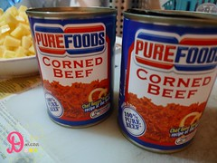 Purefoods Corned Beef (Didi Paterno) Tags: beef corned purefoods