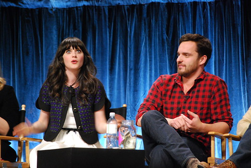 Zooey Deschanel, Jake Johnson