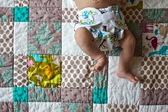 cloth diapers (thanks, Alison!)