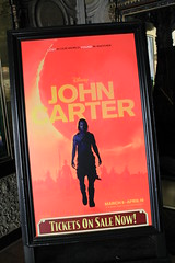 """John Carter"" at the El Capitan Theatre"
