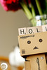 10/52: Happy Holi (aebphoto) Tags: india canon week10 holi 1052 danbo canon50mm niftyfifty festivalofcolor project52 danboard rebelxsi week1052 revoltechdanbo worldofdanbo danbo52 march82012