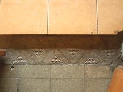 Stasiun Jebres Solo 1884 : Restoration or Destruction? (ARIAMAN) Tags: dutch station train indonesia tile ceramic floor interior architect solo surakarta