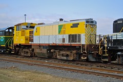 Alco M420TR 27 (ironmike9) Tags: railroad train rail railway locomotive alco mlw m420tr