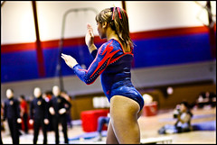 IMG_0797 (photo_enthus78) Tags: gymnast gymnastics athletes sorts collegesports collegegymnastics
