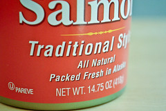 Canned Alaskan Salmon
