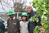Mehcad Brooks & LA Conservation Corps