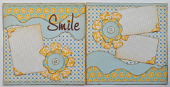 Smile (Kiwi Lane) Tags: floral smile strips octoberafternoon chestnutdrive tinynature tinyshapes shilohjorgensen scrapbookingkiwilanedesignertemplateslayouts