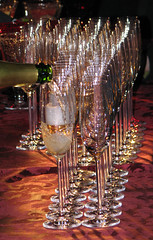 Xmas Champagne celebration, London (**Anik Messier**) Tags: christmas xmas uk greatbritain party england london glasses bottle wine champagne bubbles celebration drinks nightlife cocktails flutes sparklingwine artistpicks welcomeuk