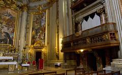 "Sant'Ignazio di Loyola, organo • <a style=""font-size:0.8em;"" href=""http://www.flickr.com/photos/89679026@N00/6893765476/"" target=""_blank"">View on Flickr</a>"