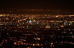 Dublin, Co. Dublin - Ireland (Mic V.) Tags: county city ireland light panorama dublin night republic centre capital tube panoramic eire cube convention co baile irlande panoramique ath the atha bhaile leinster contae cliath tha th