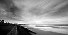 Beach Boulevard (Nick.Bell) Tags: longexposure sea beach water aberdeen nd groyne beachboulevard aberdeenbeach 10stopnd