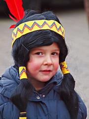 Langbroicher Karneval 2012, 014 (Andy von der Wurm) Tags: carnival boy portrait woman male girl closeup female germany deutschland costume women colorful europa europe