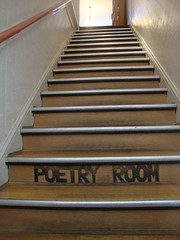 """Poetry Stairs"""