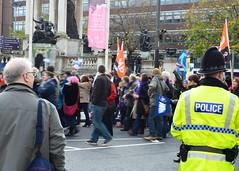 Who's Watching Who (Stephen Whittaker) Tags: liverpool nikon union police strike hi 112 viz 999 dispute pensions merseysidepolice d5100 whitto27
