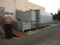 Ram-Jat 40 Yard Break-Away Compactor (Thrash 'N' Trash Prodcutions) Tags: trash dumpster truck garbage trucks waste refuse recycle recycling carts bins toters