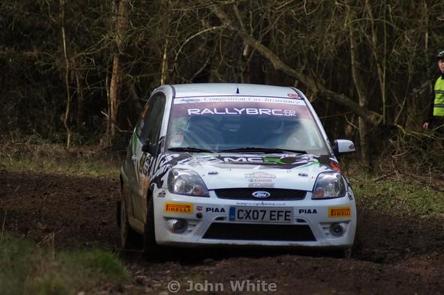 Rallye Sunseeker 2012