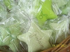 Chaveirinhos bordados (MarinaGigica) Tags: patchwork mdf lembrancinhas
