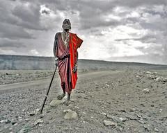 Maasai Warrior - Ngorongoro, Tanzania (david schweitzer) Tags: africa portrait people man portraits wow tanzania african jewellery ngorongoro warrior tribe ethnic maasai indigenous beadwork afrique eastafrica herder ethnicjewellery facesofafrica bestportraitsaoi davidschweitzer galleryoffantasticshots lpwandering