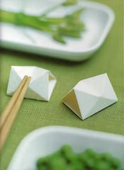 Origami création - Didier Boursin - Porte baguettes