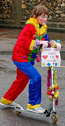 Clowns international - Pom Pom Emma
