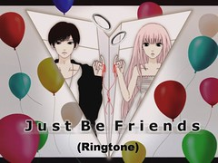 Just Be Friends  (Ringtone) (animenger) Tags: luka vocaloid justbefriends