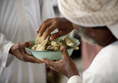 Honey seller in Sinaw market - Oman (Eric Lafforgue) Tags: people man male horizontal outside outdoors togetherness exterior market outdoor together honey arabia miel sharing souk oman ensemble souq sina marche bid homme dehors partage omn  sultanate arabie  colorpicture traveldestination sultanat vueexterieure arabianpeninsula 7506 photocouleur sinaw om  omo umman omaan colourpicture     omna omanas umn penisulearabique