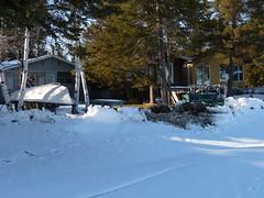 "P1020828 (Toats Master) Tags: winter snow ontario ski ice water cottage shoreline severn lake"" lakes"" winter2010 waterway"" ""trent ""balsam ""kawartha"