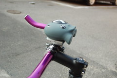 Boombotix BB2 Bike speaker with handlebar mount (Boombotix) Tags: sanfrancisco speaker leader fixie fixedgear bluetooth roadbike minispeaker bikemusic travelspeaker bikespeaker