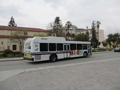IMG_0202 (jdong) Tags: california buses publictransportation sanjose transportation vta valleytransportationauthority