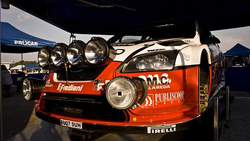 R. MICHELINI e M. PERNA | FORD FOCUS WRC | 26° Rally Proserpina 2011