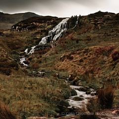 Waterfall (Colin Chipchase) Tags: scotland waterfall nikon isleofskye filter 09 lee nd grad kood nd4 d3000